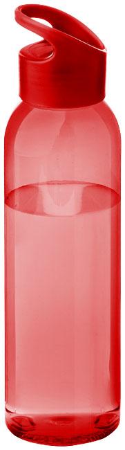 Sky Flaska (färgad) Röd