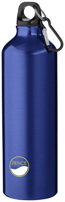 Pacific Bottle Blue W Carab  Blå