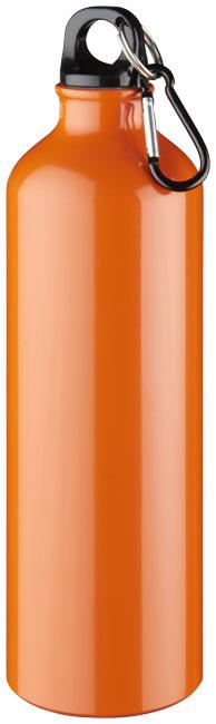Pacific Bottle Blue W Carab  Orange