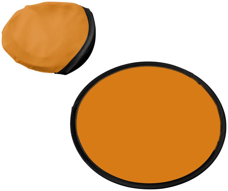 Florida Frisbee orange