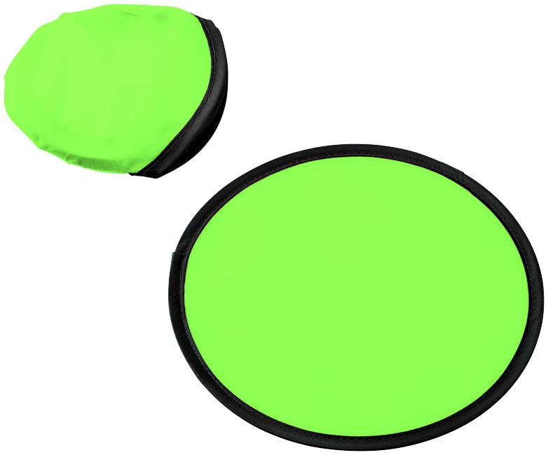 Florida Frisbee limegrön
