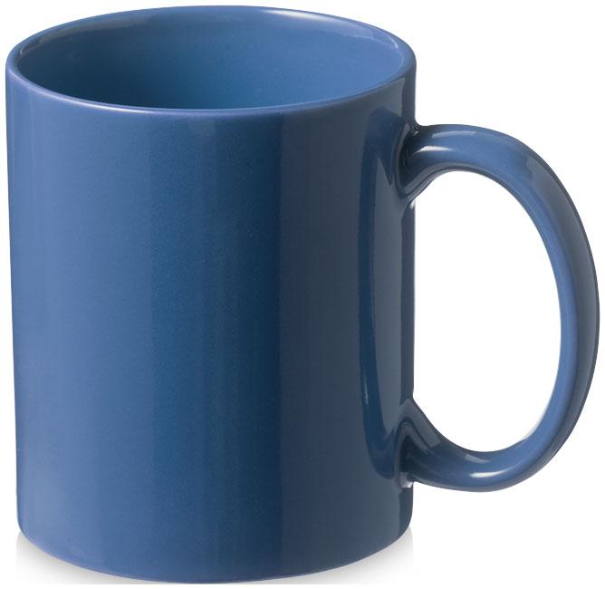 Mugg Santos blå