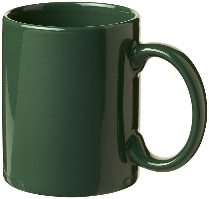 Mugg Santos grön