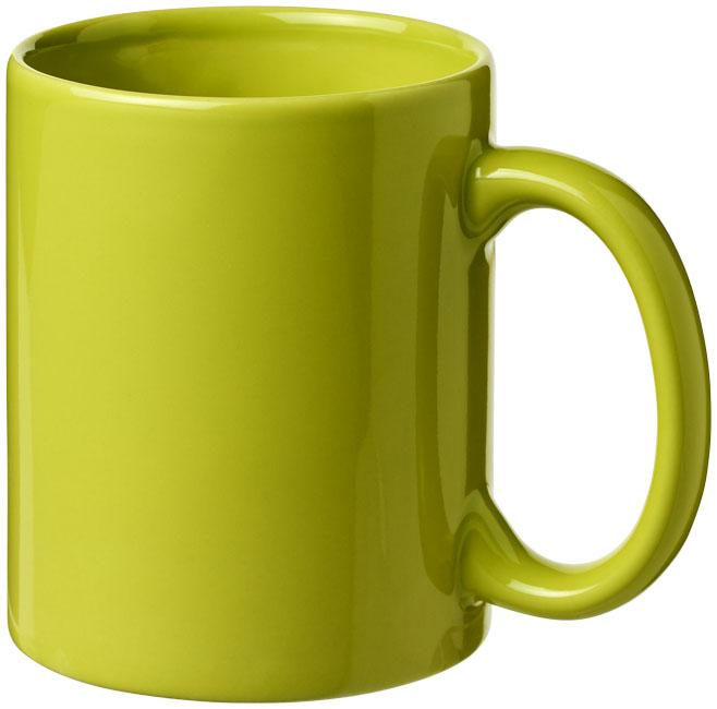 Mugg Santos limegrön