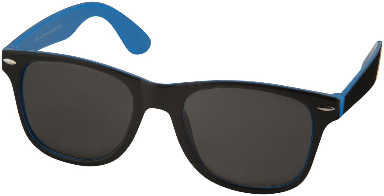 Sun Ray Two-Color processblå,svart