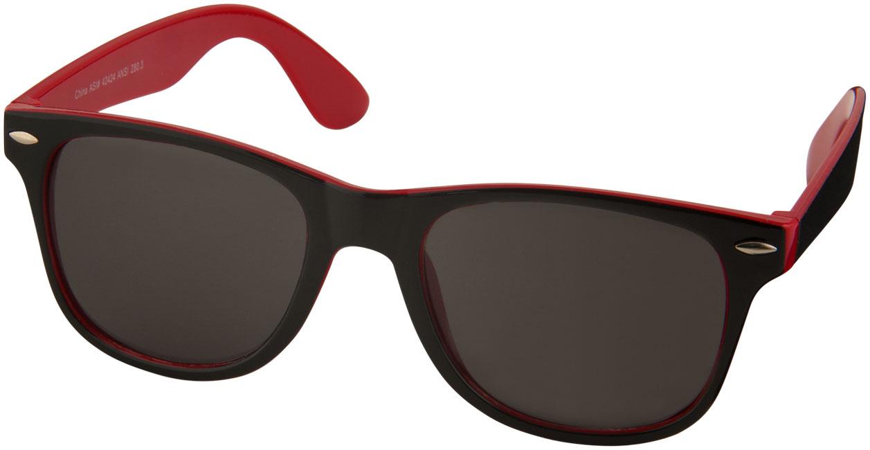Sun Ray Two-Color röd,svart