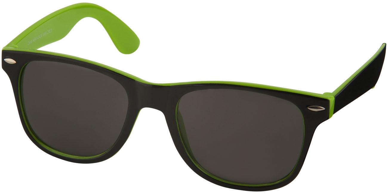 Sun Ray Two-Color limegrön,svart