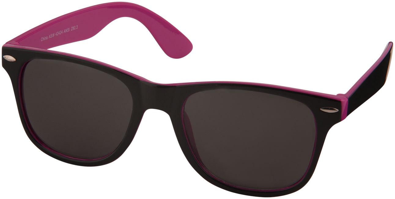 Sun Ray Two-Color rosa,svart