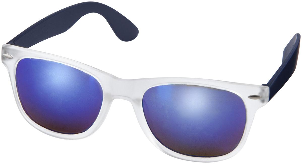 Sun Ray med spegelglas Marinblå