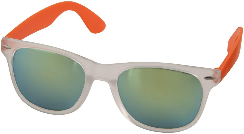 Sun Ray med spegelglas Orange