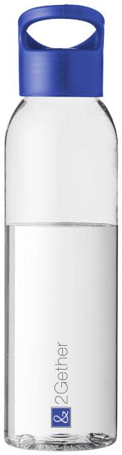 Sky Flaska (transparent) Blå, Transparent
