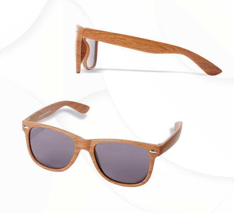 Allen Solglasögon Grå