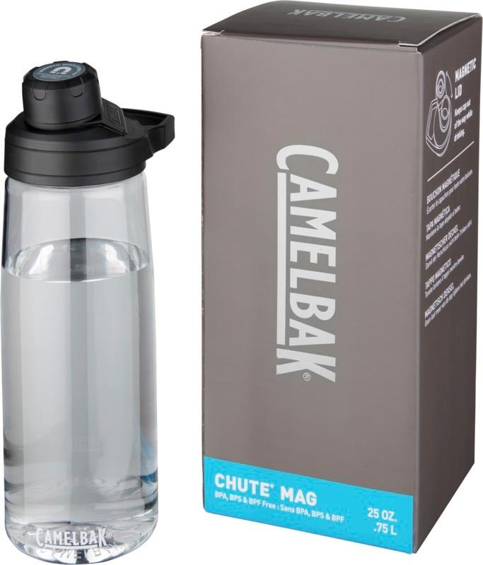 Chute mag 750 ml Tritan™ sportflaska Transparent klar
