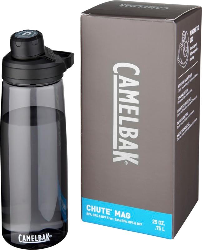 Chute mag 750 ml Tritan™ sportflaska Heather Charcoal