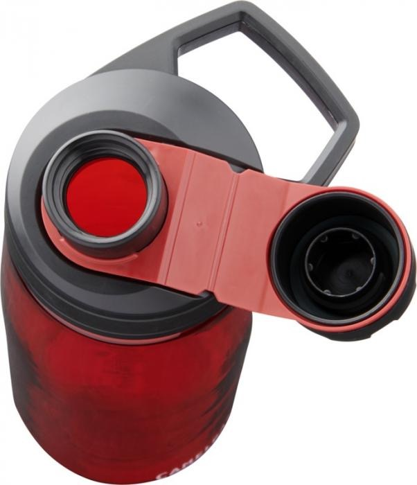 Chute mag 750 ml Tritan™ sportflaska röd