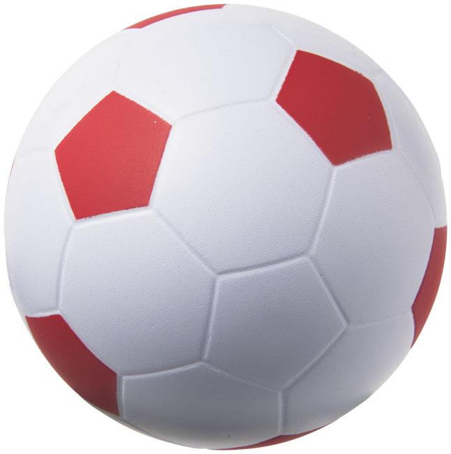 Football Stressavlastare Röd, Vit