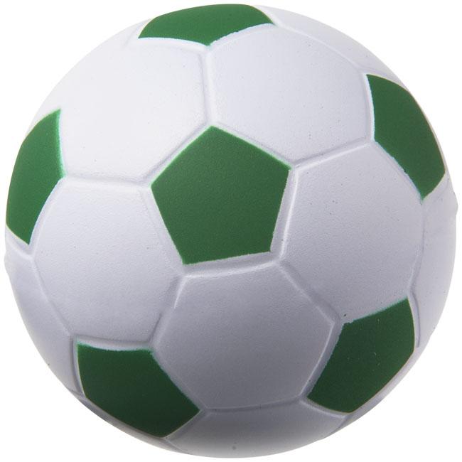 Football Stressavlastare Grön, Vit