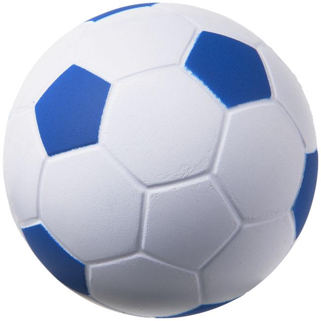 Football Stressavlastare Kungsblå, Vit