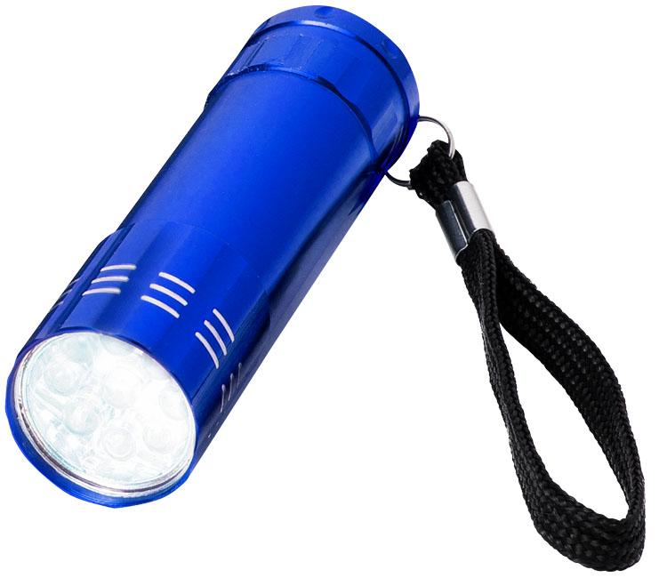 LED Lampa blå