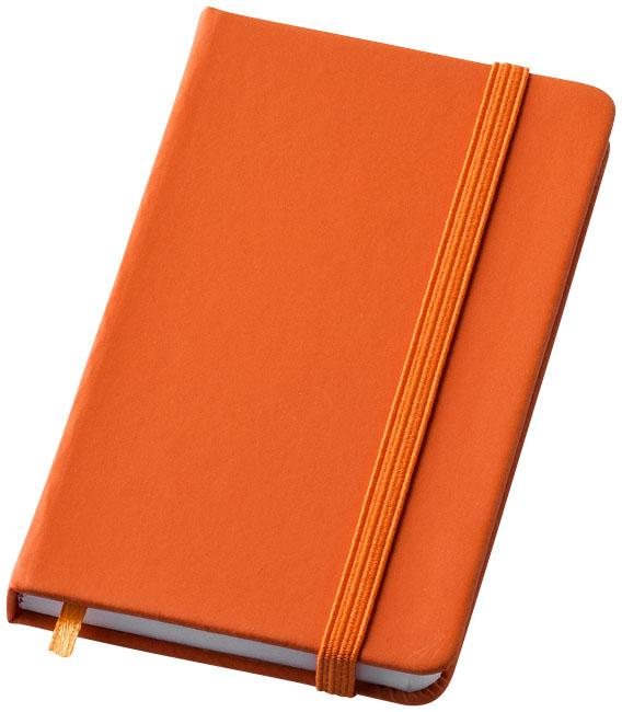 Rainbow Anteckningsbok orange