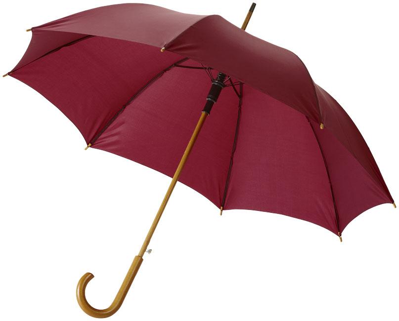 23''Autom.Class.Umbrella Röd