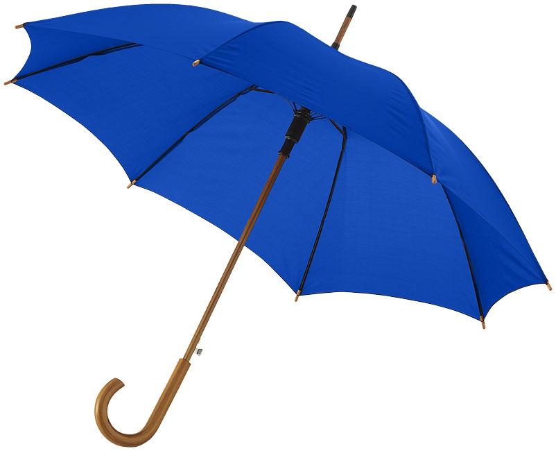 23''Autom.Class.Umbrella Kungsblå