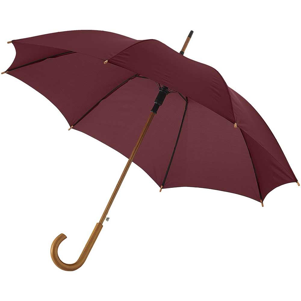 23''Autom.Class.Umbrella Brun