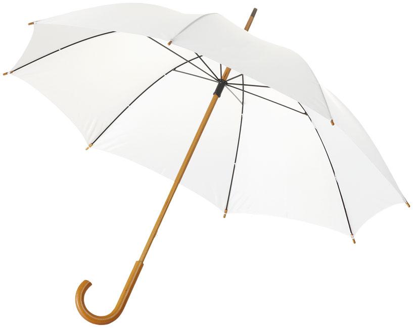 Jova Classic Umbrella  vit