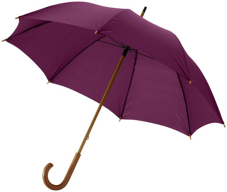 Jova Classic Umbrella  vinröd