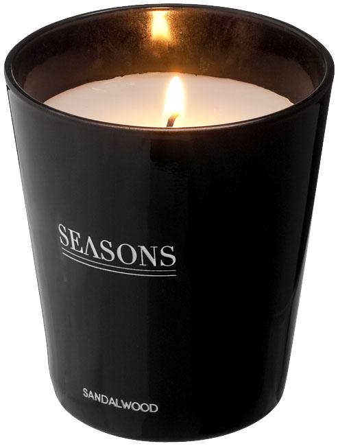 Scented Candle Seasons svart