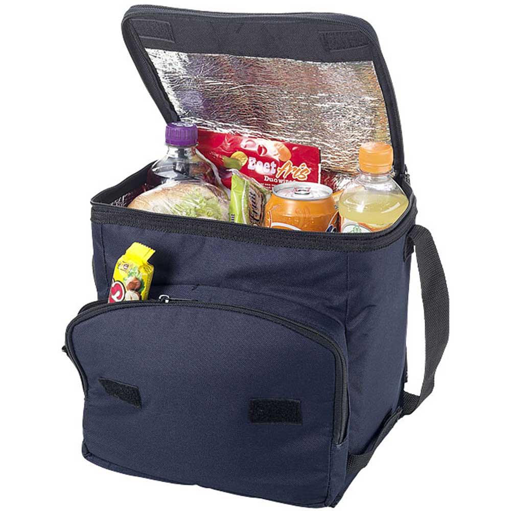 Foldable Cooler Bag marinblå