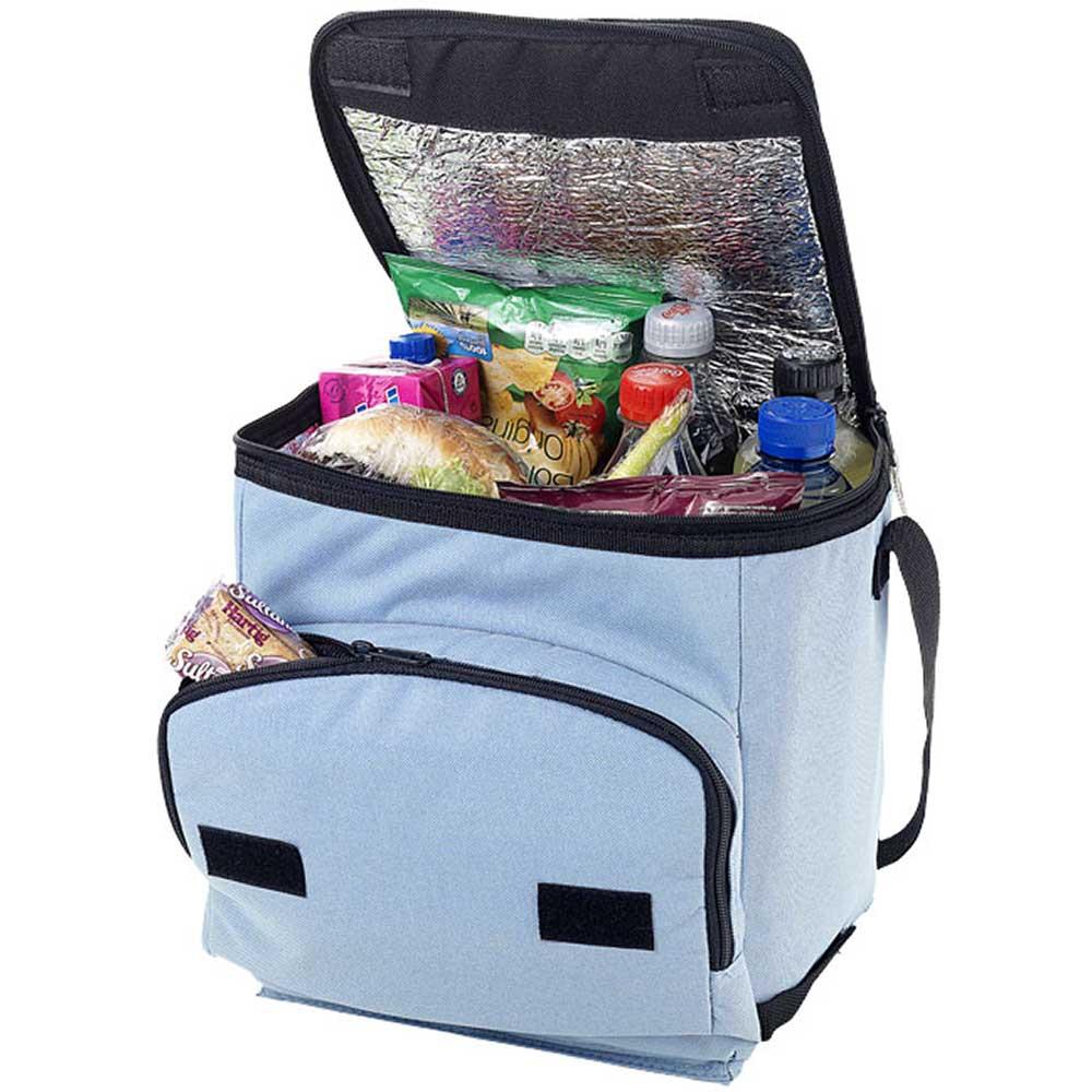 Foldable Cooler Bag ljusblå