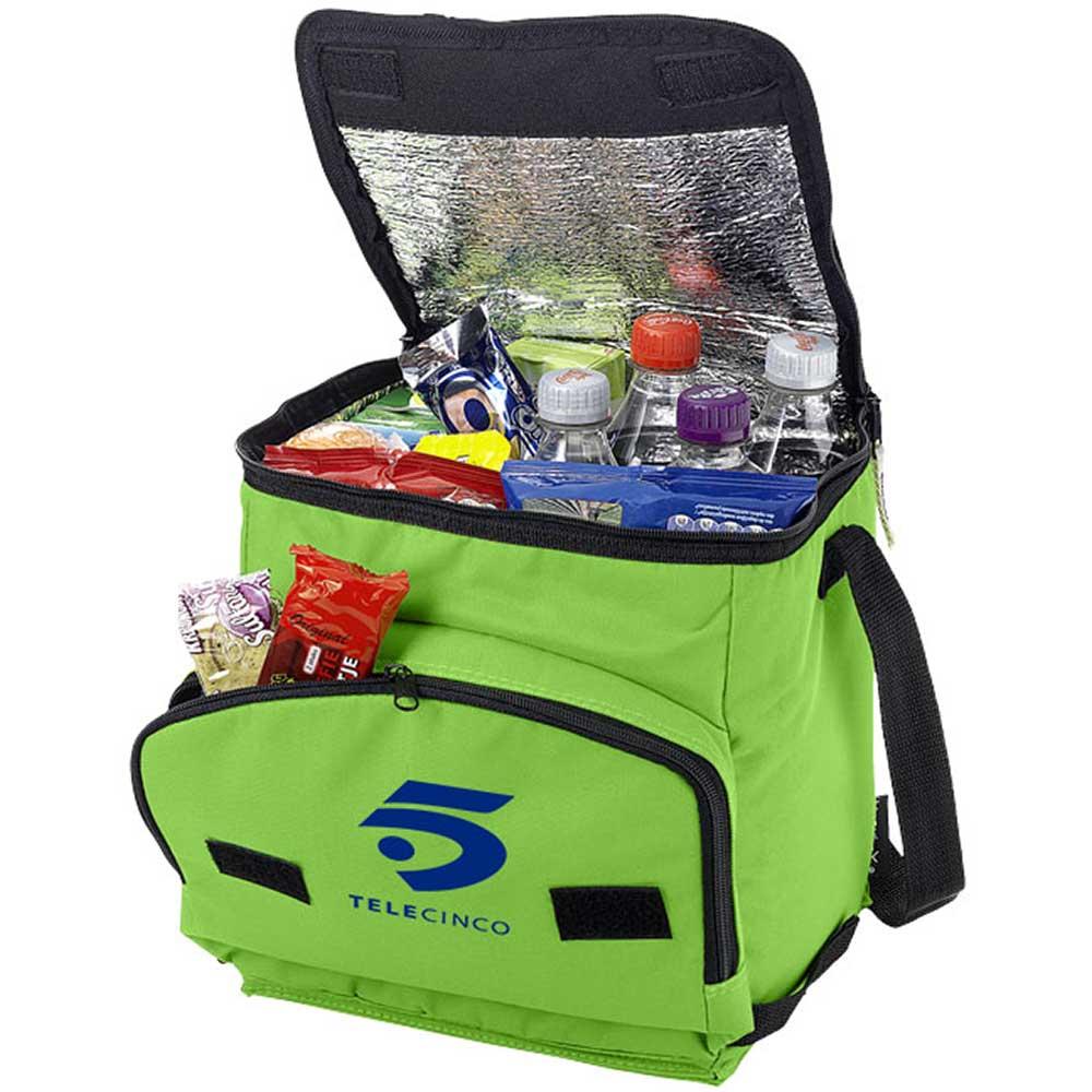 Foldable Cooler Bag limegrön