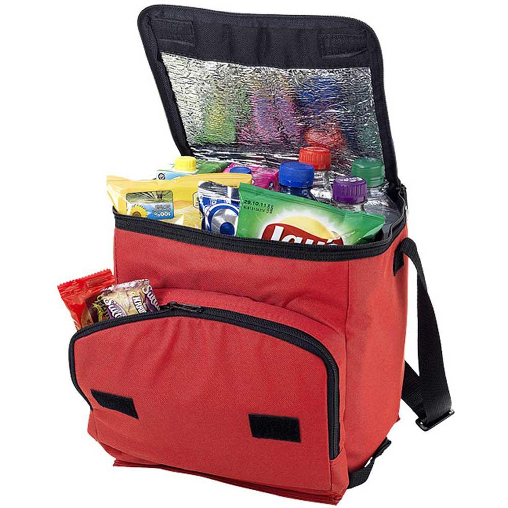 Foldable Cooler Bag röd