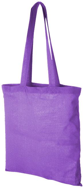 Carolina Bomullskasse Lavendel