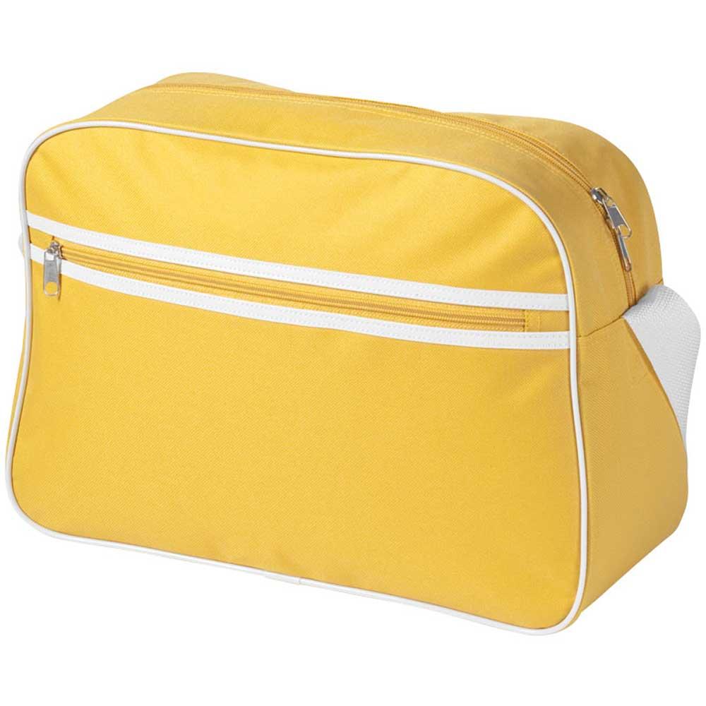 Shoulder Bag Gul,vit