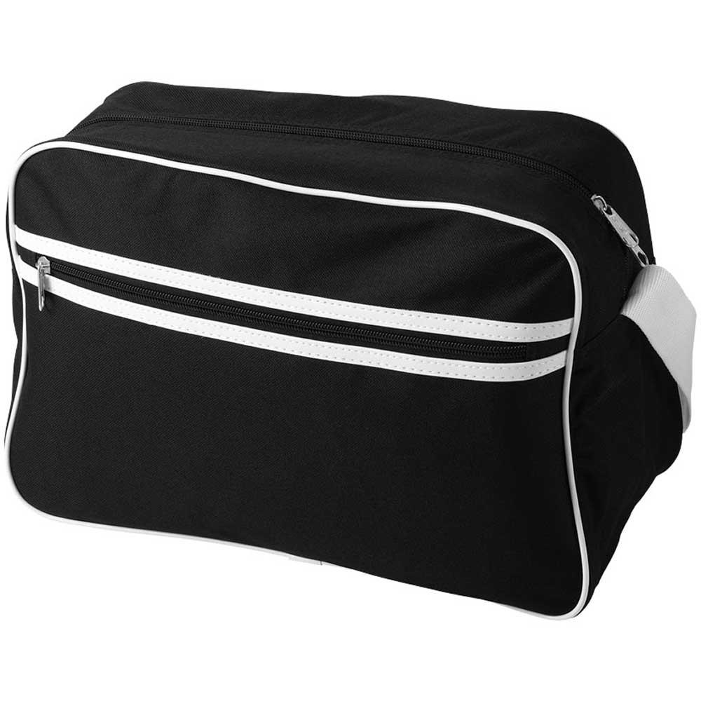 Shoulder Bag Svart, Vit