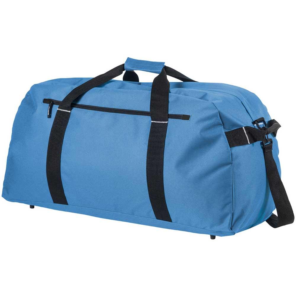 XL Travelbag processblå