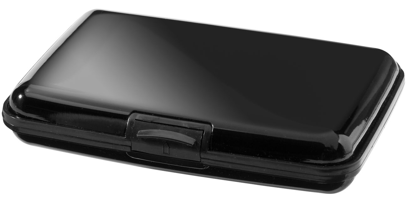 Kreditkortshållare svart