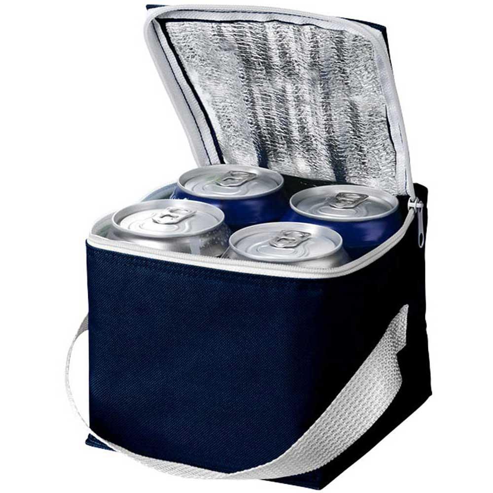 4can Coolerbag marinblå