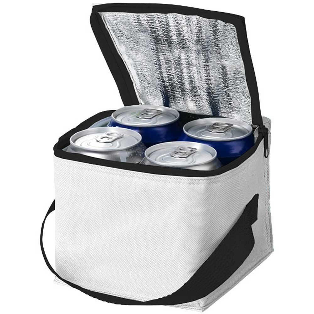 4can Coolerbag Vit