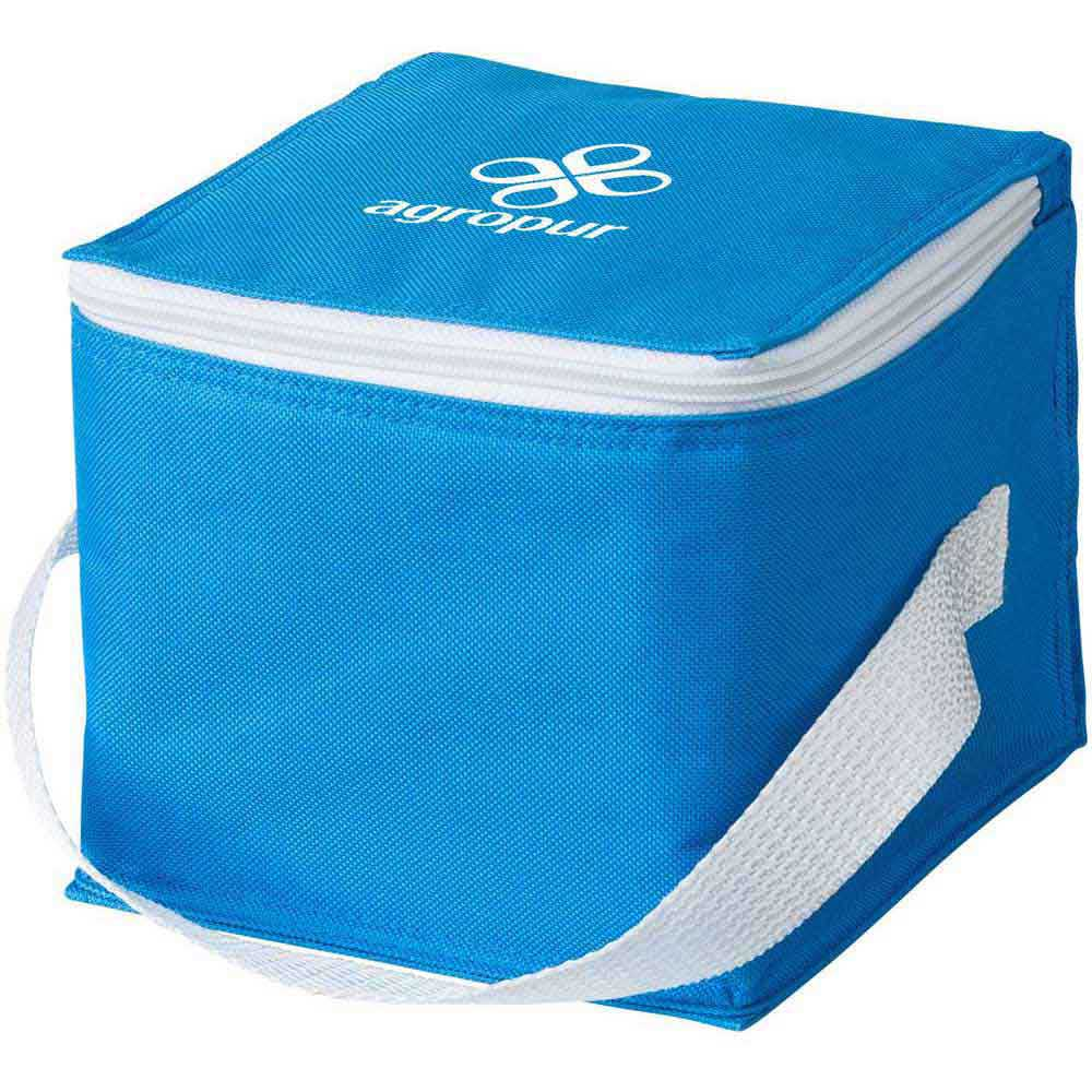 4can Coolerbag Aqua