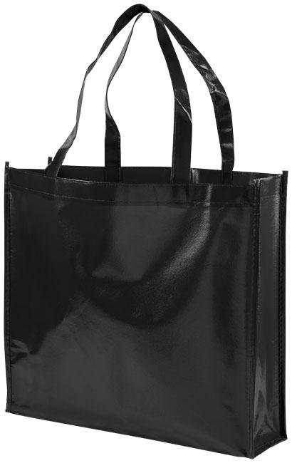 Shoppingväska i non-woven svart