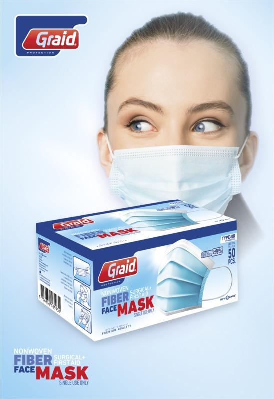 Moore ansiktsmask - - -