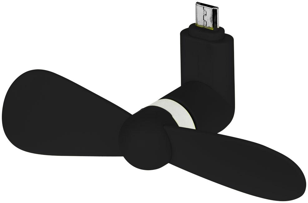 Airing micro USB-fläkt svart
