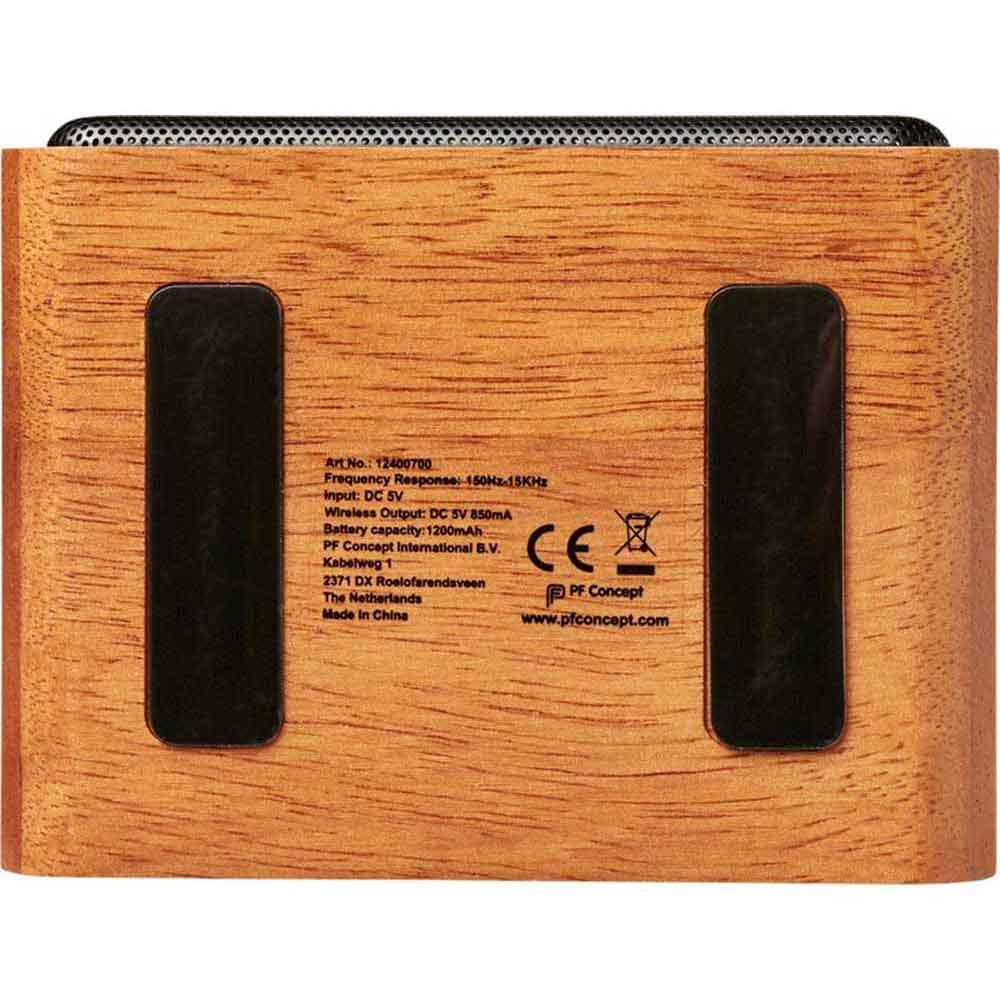 Wooden högtalare  Trä