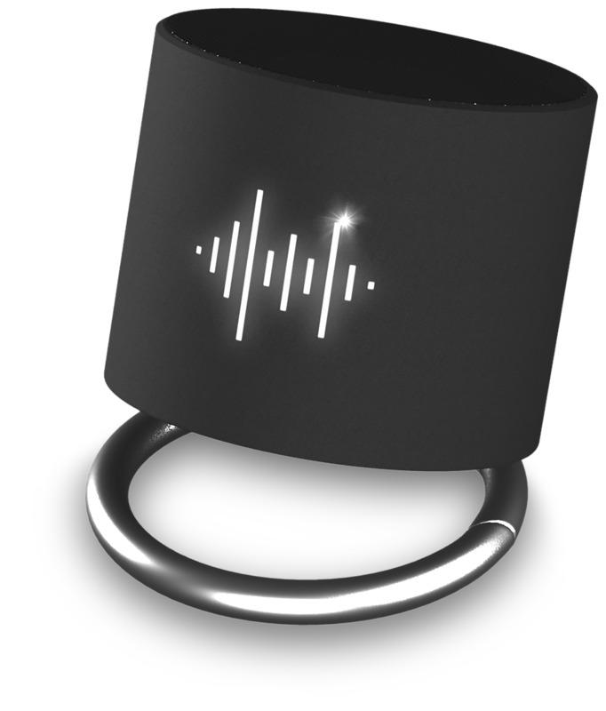 SCX.design Light-Up Ringhögtalare svart