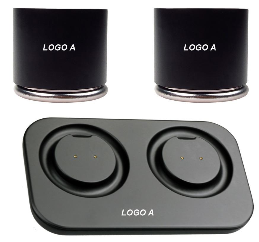 SCX design Dualspeakerstation svart