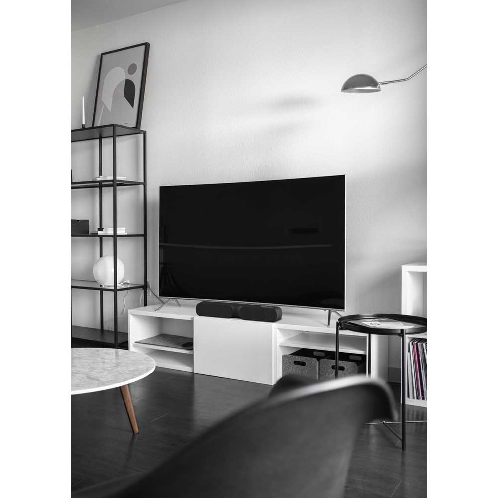 SCX design Soundbar 2x10 W svart