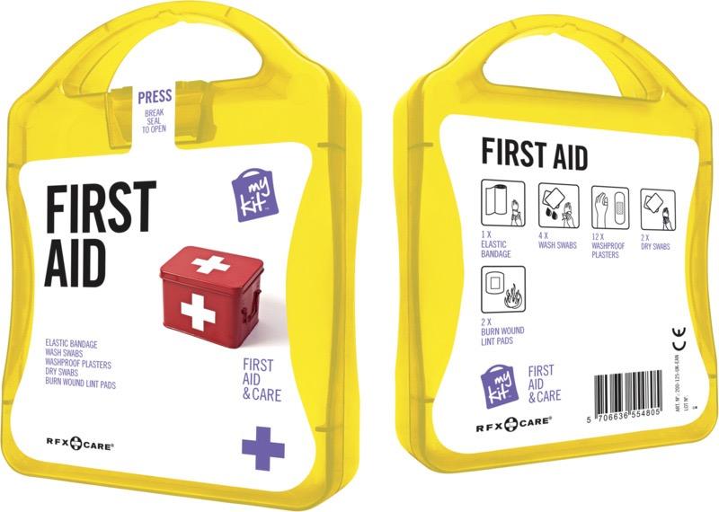 My Kit First Aid gul